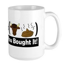 Bailouts are BS Mug