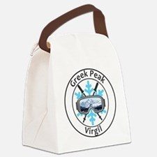 Cool Goggles Canvas Lunch Bag