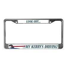 Cruising Kerry License Plate Frame