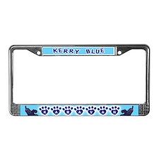 Kerry Karavan License Plate Frame