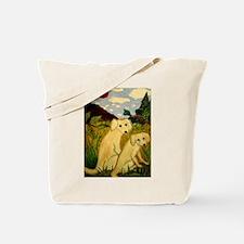 Funny Sammie Tote Bag