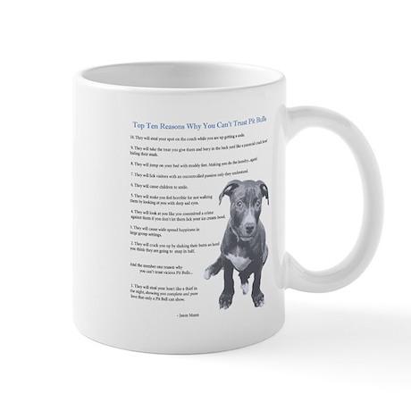 Top 10 Reasons Mug