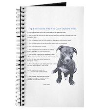 Top 10 Reasons Journal
