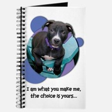 I am what you make me Journal