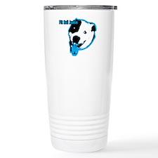 Pit Bull Junkie Travel Mug