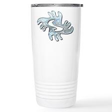 Adinkra - Peace glass Travel Mug