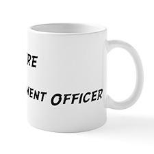 Future Law Enforcement Office Mug