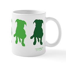TPBP Green Mug