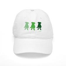 TPBP Green Baseball Cap