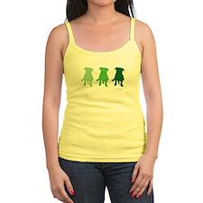 TPBP Green Ladies Top