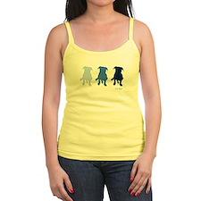 TPBP Blue Ladies Top