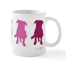 TPBP Pink Small Mugs