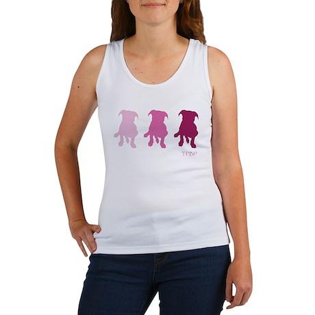 TPBP Pink Women's Tank Top