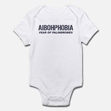 AIBOHPHOBIA Infant Bodysuit