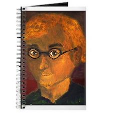 Unique Self portrait Journal