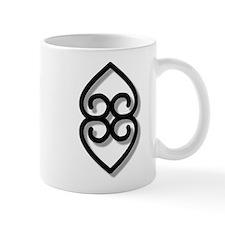 Adinkra - Earth BW Mug