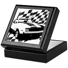 Funny Racing Keepsake Box