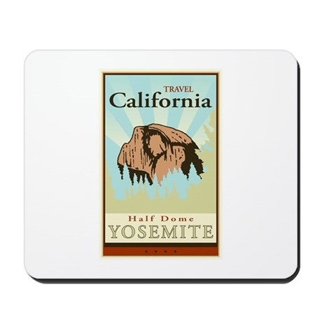 travel California Mousepad