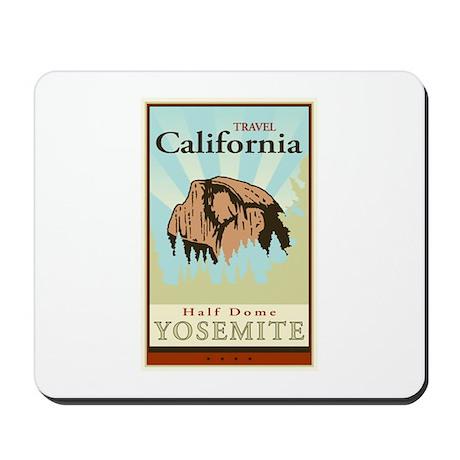 travel California Mousepad