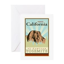 Travel California Greeting Card