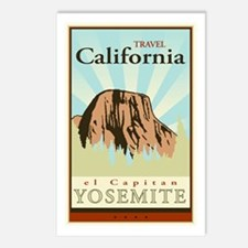 Travel California Postcards (Package of 8)