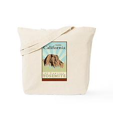 Travel California Tote Bag