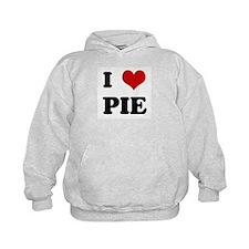I Love PIE Hoodie