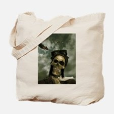 Death From the Skies Tote Bag