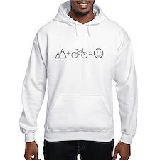 Happy Mountain Biking Hoodie