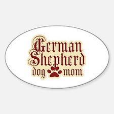 German Shepherd Dog Decal