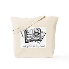 read global Tote Bag