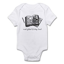 read global Infant Bodysuit
