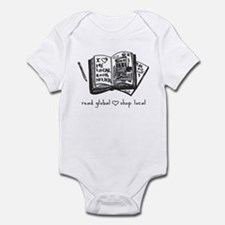 read global Infant Bodysuit