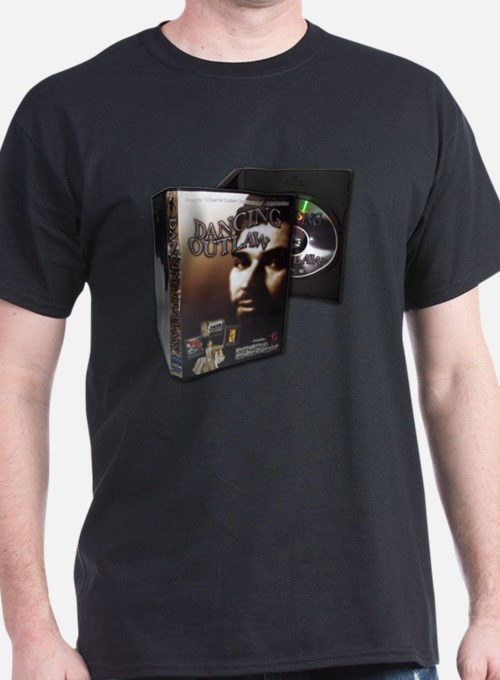 BLACK Dancing Outlaw DVD T