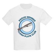 Clean Plate Club Member T-Shirt