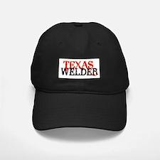 Texas Welder Baseball Hat