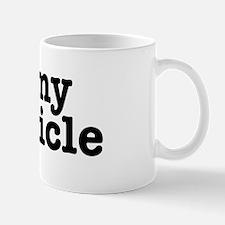 I Love My Cubicle Mug