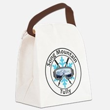 Goggles Canvas Lunch Bag