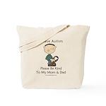 Autism Boy- Be Kind Tote Bag
