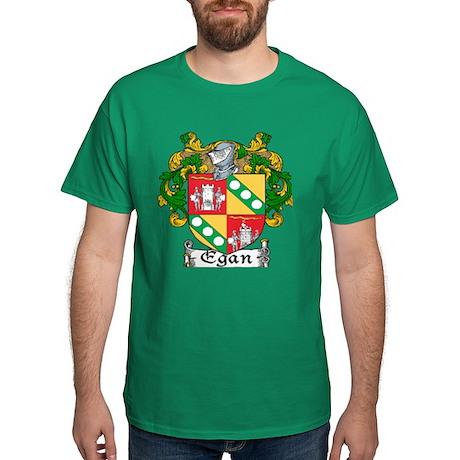 Egan Coat of Arms Dark T-Shirt