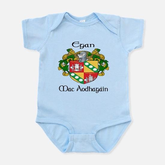 Egan in Irish Infant Bodysuit
