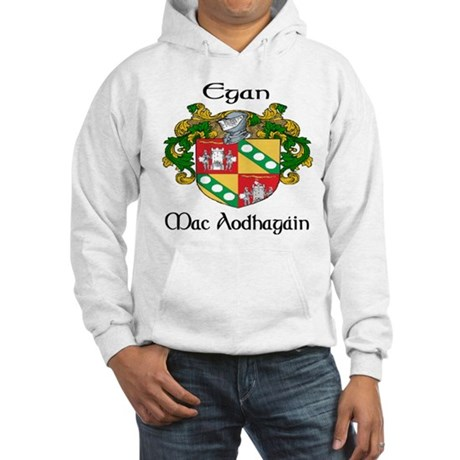 Egan in Irish Hooded Sweatshirt