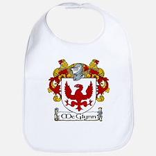 McGlynn Coat of Arms Bib