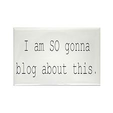 Blog Humor Magnet