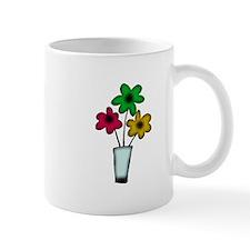 Just The Flowers Mug