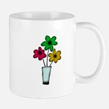 Just The Flowers Small Small Mug