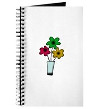 Just The Flowers Journal