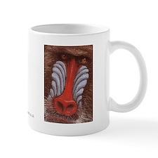 Mandrill Pastel Mug