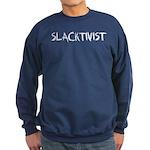 Slacktivist Sweatshirt (dark)