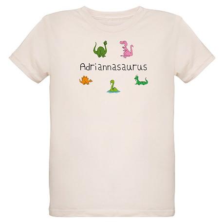 Adriannasaurus Organic Kids T-Shirt
